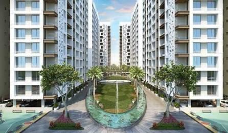 1360 sqft, 2 bhk Apartment in Rajhans Synfonia Vesu, Surat at Rs. 58.6200 Lacs
