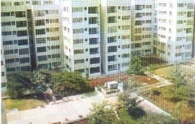 1100 sqft, 2 bhk Apartment in Ramesh Hermes Heritage Phase 1 Yerawada, Pune at Rs. 75.0000 Lacs