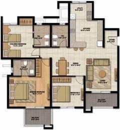 1208 sqft, 3 bhk Apartment in Brigade Lakefront ITPL, Bangalore at Rs. 0