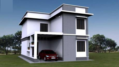 1257 sqft, 2 bhk Villa in Builder Project South City, Bangalore at Rs. 40.2500 Lacs