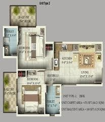 900 sqft, 2 bhk Apartment in Builder Project Sector 14 Sohna, Gurgaon at Rs. 19.6100 Lacs