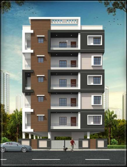 1120 sqft, 1 bhk Apartment in Builder Project Kukatpally, Hyderabad at Rs. 35.0000 Lacs