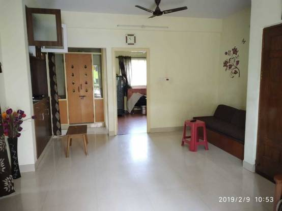 1070 sqft, 2 bhk Apartment in Builder Project Chikkalasandra, Bangalore at Rs. 15000