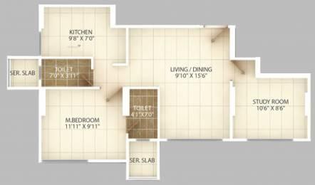 580 sqft, 1 bhk Apartment in Poddar Spraha Diamond Chembur, Mumbai at Rs. 0