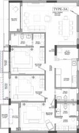 1838 sqft, 3 bhk Apartment in PS Jiva Homes Beliaghata, Kolkata at Rs. 0