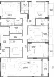2328 sqft, 4 bhk Apartment in PS Jiva Homes Beliaghata, Kolkata at Rs. 0