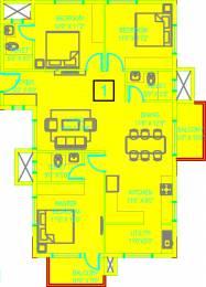 1564 sqft, 3 bhk Apartment in Vaishnavi Gardenia Dasarahalli on Tumkur Road, Bangalore at Rs. 0