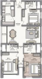 2045 sqft, 3 bhk Apartment in Piramal Vaikunth Cluster 1 Thane West, Mumbai at Rs. 0