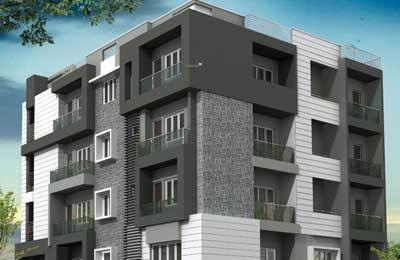 1100 sqft, 3 bhk Apartment in Builder Project Hebbal, Bangalore at Rs. 75.0000 Lacs