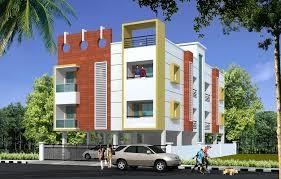 750 sqft, 1 bhk Apartment in Builder Project Cholambedu, Chennai at Rs. 28.1250 Lacs