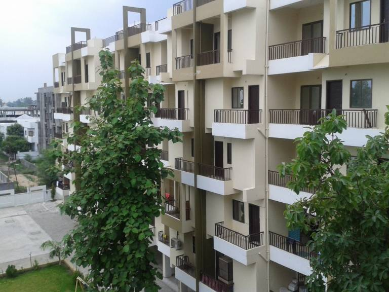 1250 sqft, 3 bhk Apartment in Builder Project Ansal Pradhan Enclave, Bhopal at Rs. 11000