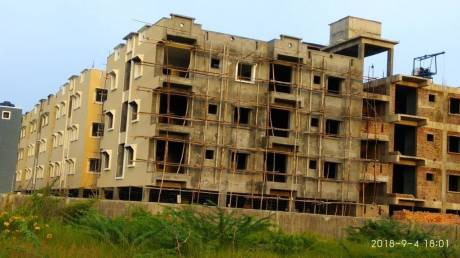 900 sqft, 2 bhk Apartment in Builder Project Chandanagar, Hyderabad at Rs. 40.0000 Lacs