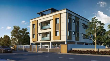 835 sqft, 2 bhk Apartment in Builder Project Kattankulathur, Chennai at Rs. 36.5000 Lacs