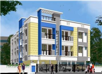 1090 sqft, 3 bhk Apartment in Builder Project Cholambedu, Chennai at Rs. 48.0000 Lacs