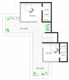 1300 sqft, 2 bhk Villa in Builder Project Yelahanka, Bangalore at Rs. 35.0000 Lacs