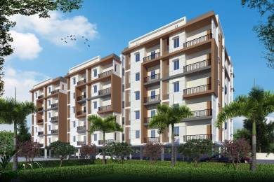 910 sqft, 2 bhk Apartment in Builder Project Kardhanur, Hyderabad at Rs. 25.9350 Lacs