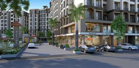 400 sqft, 1 bhk Apartment in Dharti Divine Capital Neral, Mumbai at Rs. 14.1500 Lacs