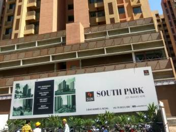1330 sqft, 3 bhk Apartment in Sun South Park Bopal, Ahmedabad at Rs. 19000