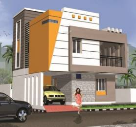 1400 sqft, 2 bhk Villa in Builder Project Kolathur, Chennai at Rs. 72.0000 Lacs