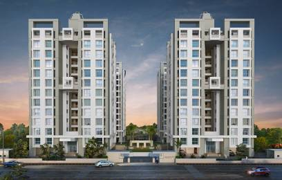 1168 sqft, 2 bhk Apartment in Apex Apostrophe Moshi, Pune at Rs. 67.8700 Lacs