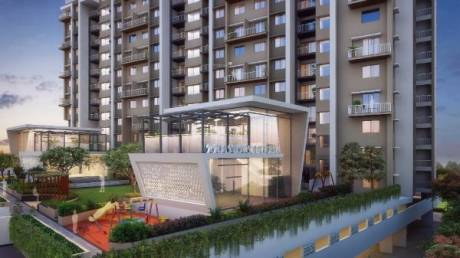 1040 sqft, 2 bhk Apartment in Prasun Sarvam Kharadi, Pune at Rs. 64.1000 Lacs