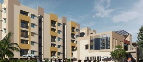 981 sqft, 2 bhk Apartment in Builder Project Malikdanguda, Hyderabad at Rs. 48.0000 Lacs