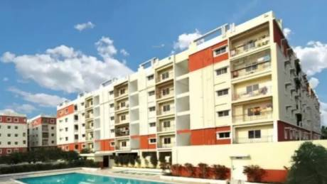 1090 sqft, 2 bhk Apartment in Builder Project Bolarum, Hyderabad at Rs. 51.0100 Lacs