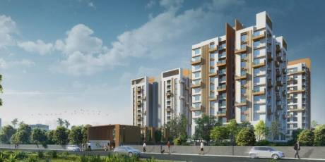 974 sqft, 1 bhk Apartment in Merlin And Ganges Elements Tollygunge, Kolkata at Rs. 80.0000 Lacs