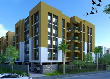 1279 sqft, 3 bhk Apartment in Liberty Flora Garden Ultadanga, Kolkata at Rs. 70.0000 Lacs