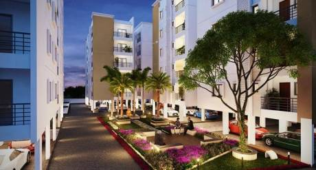 1210 sqft, 2 bhk Apartment in Builder Project Patancheru, Hyderabad at Rs. 36.3000 Lacs