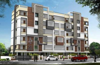 1075 sqft, 2 bhk Apartment in Builder Project Kompally, Hyderabad at Rs. 32.2500 Lacs