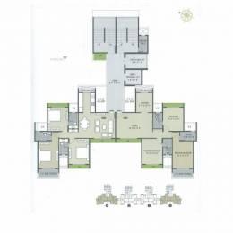 1260 sqft, 2 bhk Apartment in RNA NG Grand Plaza Phase I Ghansoli, Mumbai at Rs. 1.8900 Cr