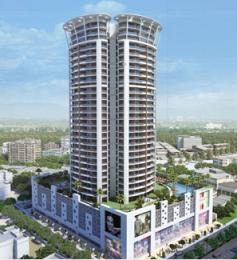 1030 sqft, 2 bhk Apartment in Gauri Excellency Kandivali West, Mumbai at Rs. 1.4800 Cr