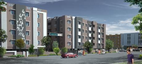 531 sqft, 1 bhk Apartment in Shantiniketan Vega Kelambakkam, Chennai at Rs. 19.4000 Lacs