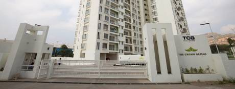 1345 sqft, 3 bhk Apartment in TCG The Crown Greens Hinjewadi, Pune at Rs. 1.0600 Cr