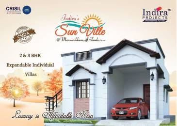 760 sqft, 1 bhk IndependentHouse in Builder Project Mannivakkam, Chennai at Rs. 51.4176 Lacs