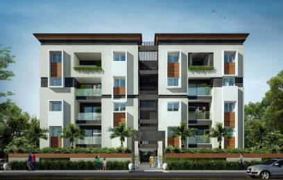 1232 sqft, 2 bhk Apartment in Adroit House of Ambal Nungambakkam, Chennai at Rs. 2.4588 Cr