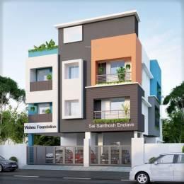 1187 sqft, 3 bhk Apartment in Vishnu Sai Santhosh Iyappanthangal, Chennai at Rs. 74.0000 Lacs