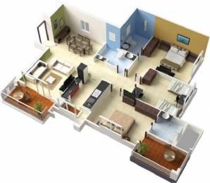 1315 sqft, 3 bhk Apartment in Emgee Greens Wadala, Mumbai at Rs. 73000