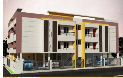 815 sqft, 1 bhk Apartment in Builder Project Cholambedu, Chennai at Rs. 35.3600 Lacs