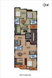 852 sqft, 1 bhk Apartment in Builder Project Santhosapuram, Chennai at Rs. 47.2500 Lacs