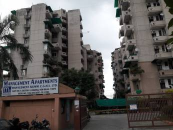 1600 sqft, 3 bhk Apartment in Reputed Management Apartments Sector 5 Dwarka, Delhi at Rs. 25000
