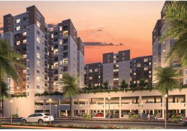 430 sqft, 1 bhk Apartment in Provident Capella 1 Whitefield Hope Farm Junction, Bangalore at Rs. 25.9900 Lacs