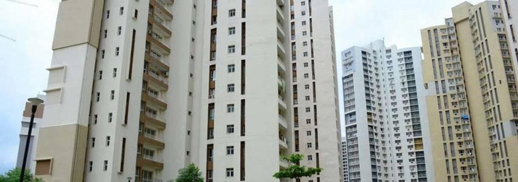 1465 sqft, 2 bhk Apartment in Unitech Uniworld Horizon New Town, Kolkata at Rs. 68.0000 Lacs