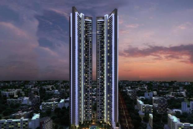 1150 sqft, 2 bhk Apartment in SD Siennaa Wing E Kandivali East, Mumbai at Rs. 1.8500 Cr