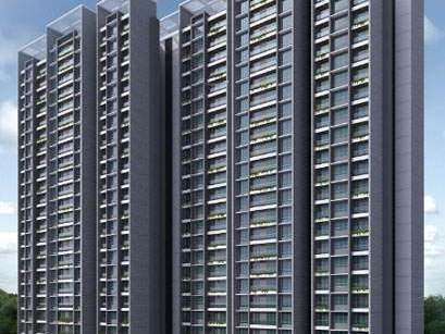1500 sqft, 3 bhk Apartment in Wadhwa Solitaire Thane West, Mumbai at Rs. 1.9000 Cr