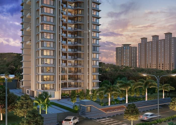 1179 sqft, 3 bhk Apartment in Builder Project Mahalunge, Pune at Rs. 76.0000 Lacs