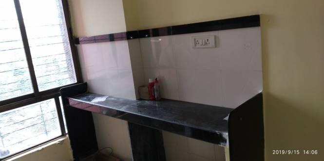 630 sqft, 1 bhk Apartment in Marigold Meridian Society Bhandup West, Mumbai at Rs. 91.0000 Lacs