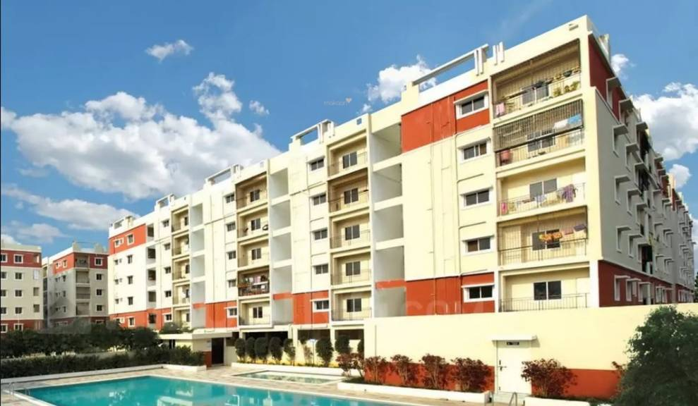 1300 sqft, 3 bhk Apartment in ARK Homes Bolarum, Hyderabad at Rs. 49.4000 Lacs