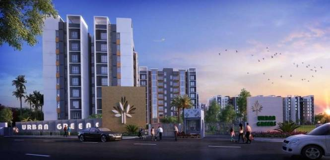 946 sqft, 2 bhk Apartment in Builder Project Chinar Park, Kolkata at Rs. 69.2150 Lacs